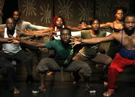 DANSE AFRO-CONTEMPORAINE